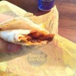 Taco Bell's Half Pound Chili Fritos Burrito