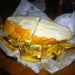 Lucky's Overstuffed Sandwich