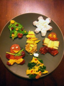 Holiday Meat Cookies