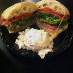 The Italian Stallion Sandwich