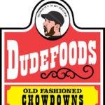 The New DudeFoods.com Logo