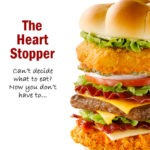 Wendy's Heart Stopper