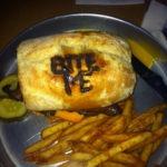 Brad's Barnbuster Burger From Bunker's