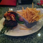 The Surf and Turf Burger
