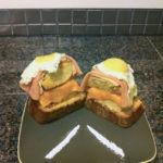 The Charlie Sheen Sandwich