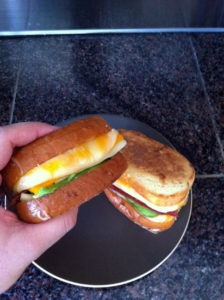 The World's Greatest Grilled Cheese Sandwich