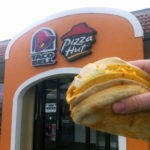 The Triple Decker Personal Pan Taco