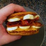 The Elvis Cookie Sandwich