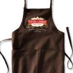 The Cheese & Burger Society apron