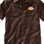 The Cheese & Burger Society work shirt