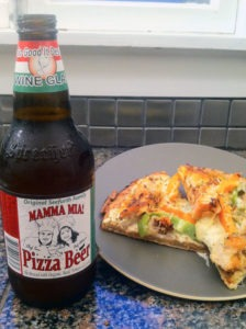 Pizza Flavored Beer