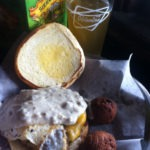The Brunch Burger from Palomino