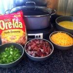 The breakfast casserole ingredients