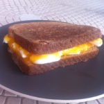 The Grilled Cheese Curd Sandwich