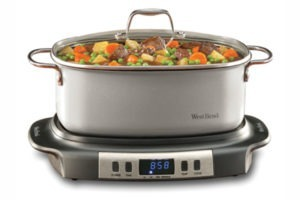 The West Bend Versatility Slow Cooker