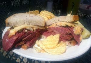 The Hear-O-Israel Sandwich