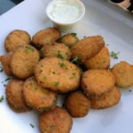Fried Zucchini from Nicky Rottens