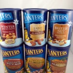 The six varities of Planters seasonal nuts I received