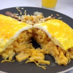 The Macaroni and Cheese Omelette