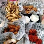 Wingstop's Boneless Chicken Wings