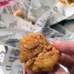 Wingstop's Boneless Lemon Pepper Chicken Wings