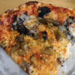 Italian Beef Pizza from Times Square Bistro & Pizzeria