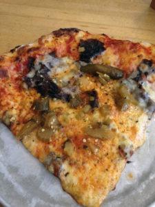Italian Beef Pizza