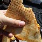 Milwaukee's Largest Grilled Cheese Sandwich