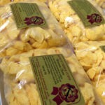 Fresh cheese curds from Hook's Cheese Company