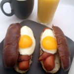 Breakfast Hot Dogs