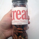 Treat Bake Shop's Spiced Pecans