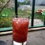 Mint Strawberry Julep