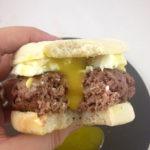The Eggs Benedict Burger