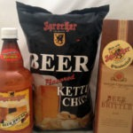 Sprecher Beer Bread, Beer Chips and Beer Brittle