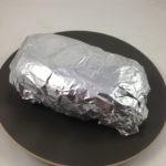 The Bacon Weave Breakfast Burrito