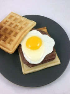 The Breakfast BacoBurger