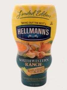 Hellmann's Southwestern Ranch Mayonnaise Hellmann's Southwestern Ranch Mayonnaise