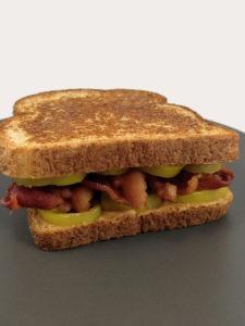 The Spicy Elvis Sandwich