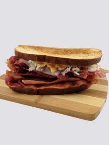 The Bacon Reuben