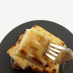 Bread Cheese Waffles