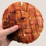 My Bacon Weave Tortilla