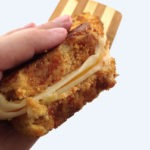 The Cheddar Bay Grilled Cheese Sandwich