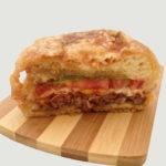 The Deep Fried Bacon Cheeseburger