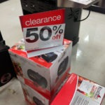 50% off grills at Target