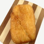 Deep fried crescent roll dough