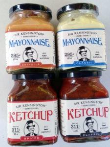 Sir Kensington Mayonnaise and Ketchup
