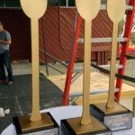 The Sporkies trophies