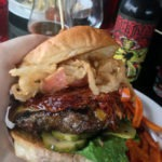 The Stubby's Burger