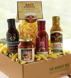The New York Ristorante Market Box