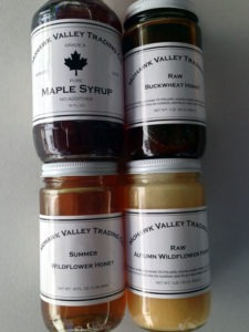 Mohawk Valley Syrup and Honey